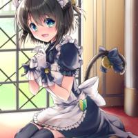 猫耳メイド